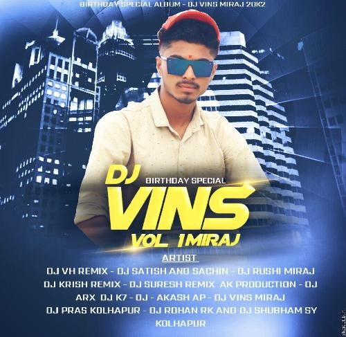 01 Aararara - Vins Bday Special - EDM BASS MIX - Dj Akash Ap And Vins
