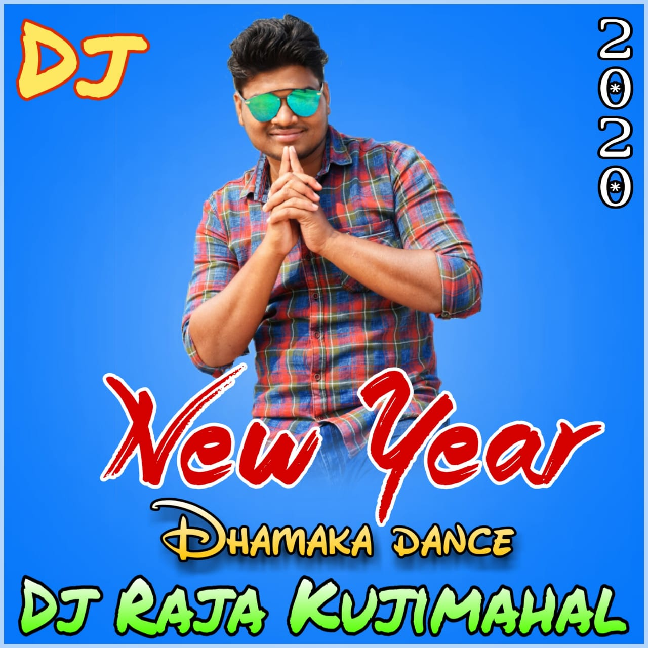 New Year 2020 (Dhamaka Dance) Dj Raja Kujimahal
