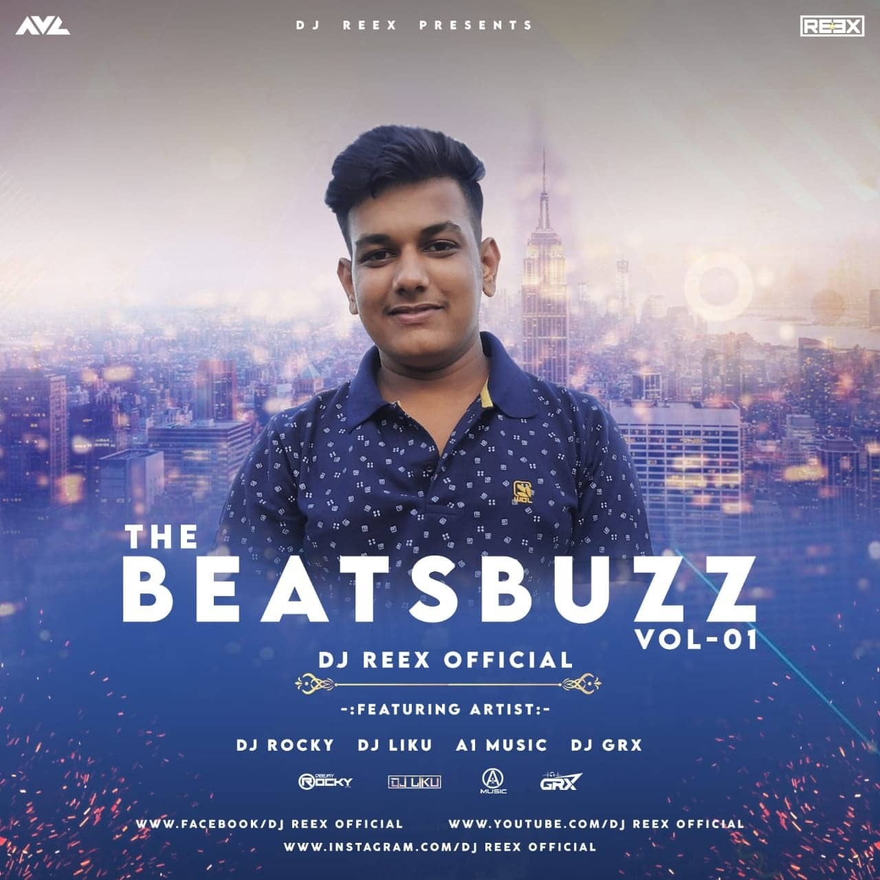 THE BEATSBUZZ VOL 1 - DJ REEX 2020